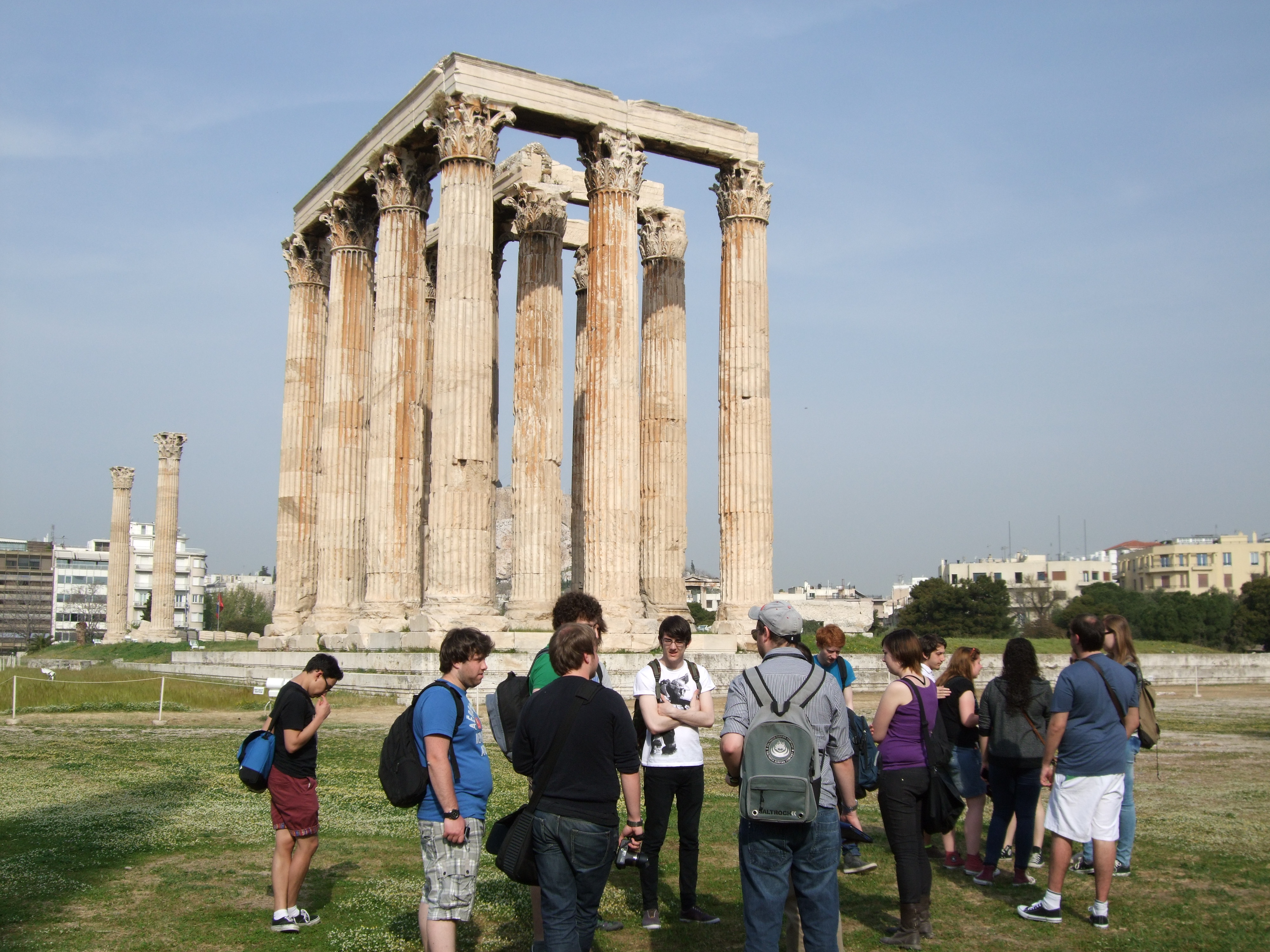 A Postcard From Athens Part 4