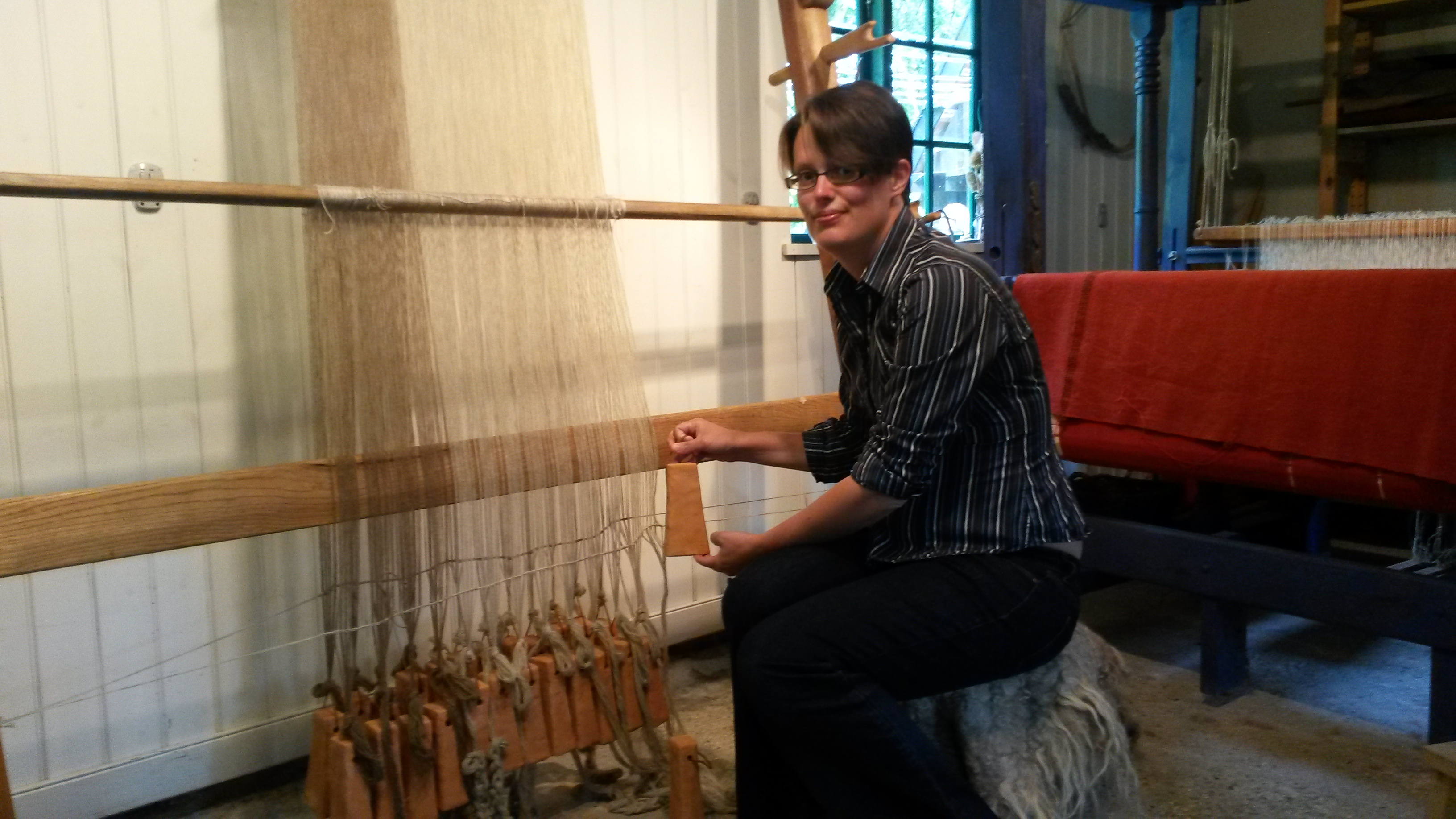 Summer Research into Ancient Roman Textiles