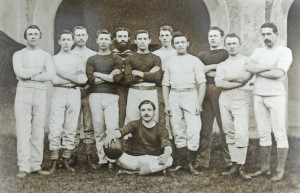 St David's College First Rugby Team 1873-4