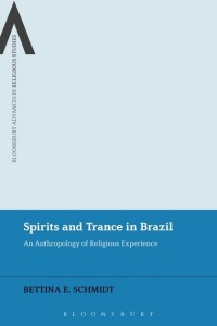 Spirits and Trance in Brazil book cover