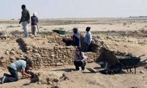 Dig at Rubayqa