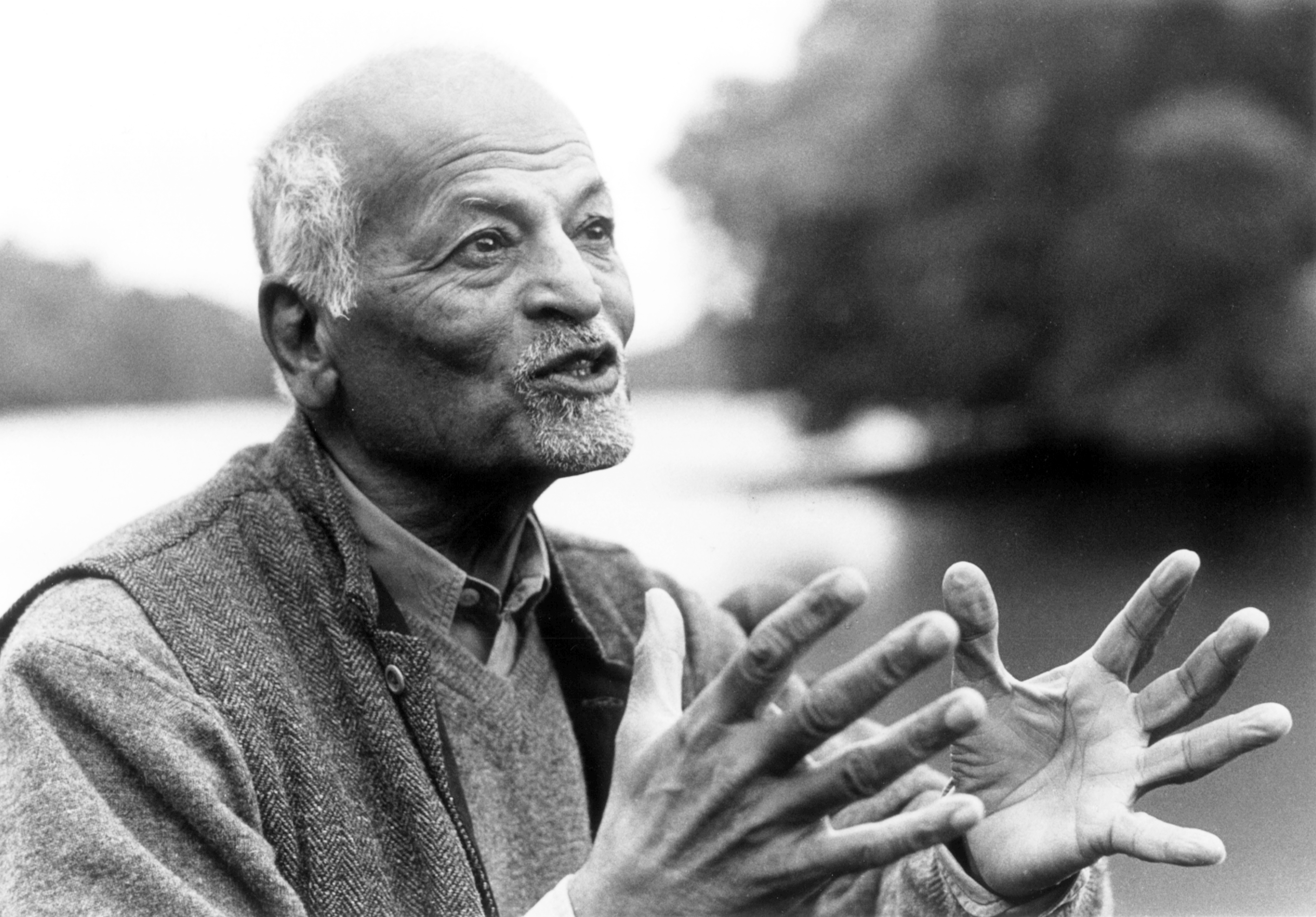 Satish Kumar – 'Soil, Soul, Society'