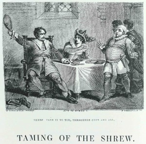 Bowdler's Shapespeare: The Taming of the Shrew
