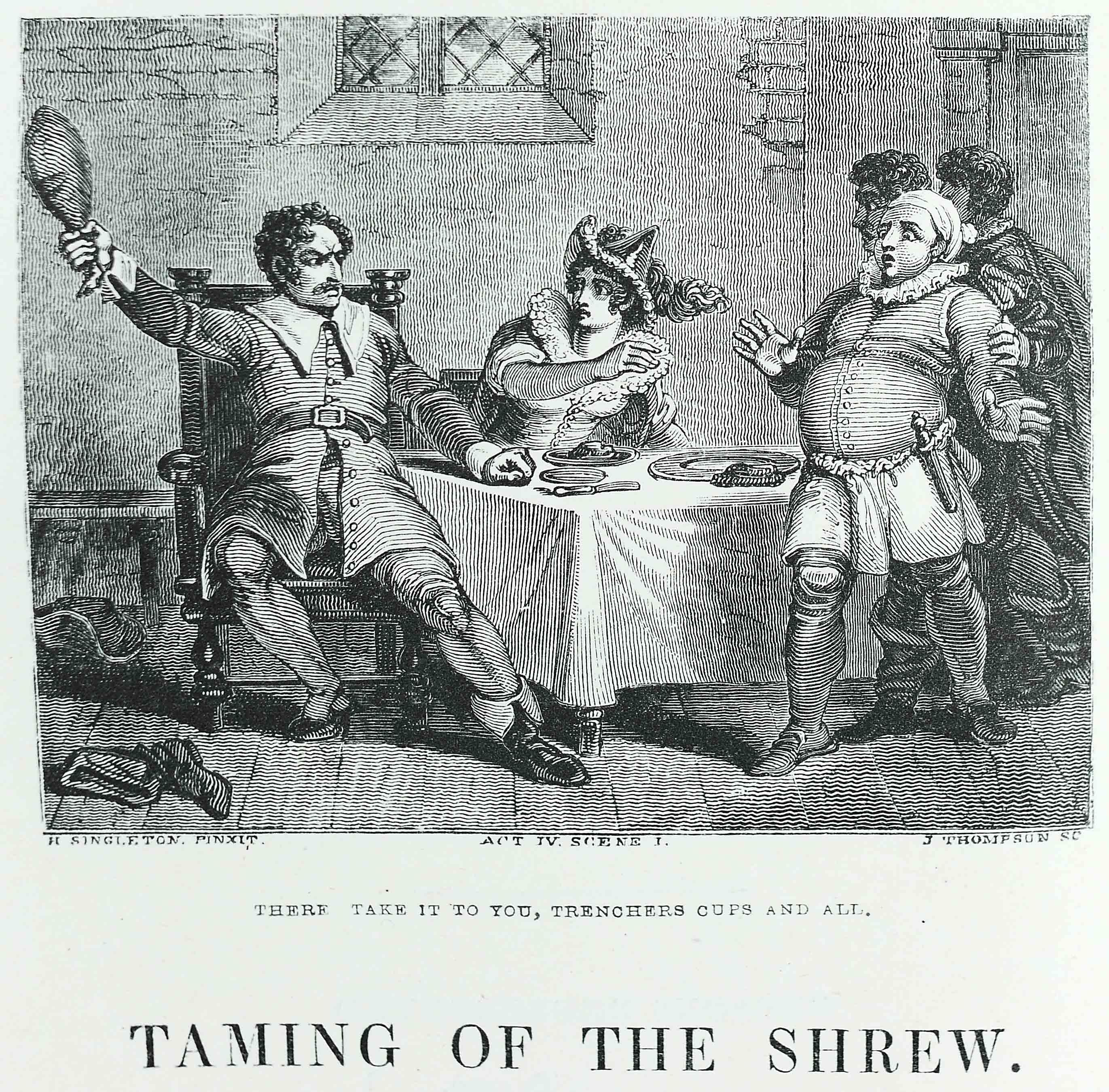 Censoring Shakespeare's Naughty Bits
