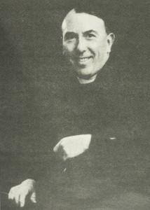 The Revd Raymond Renowden