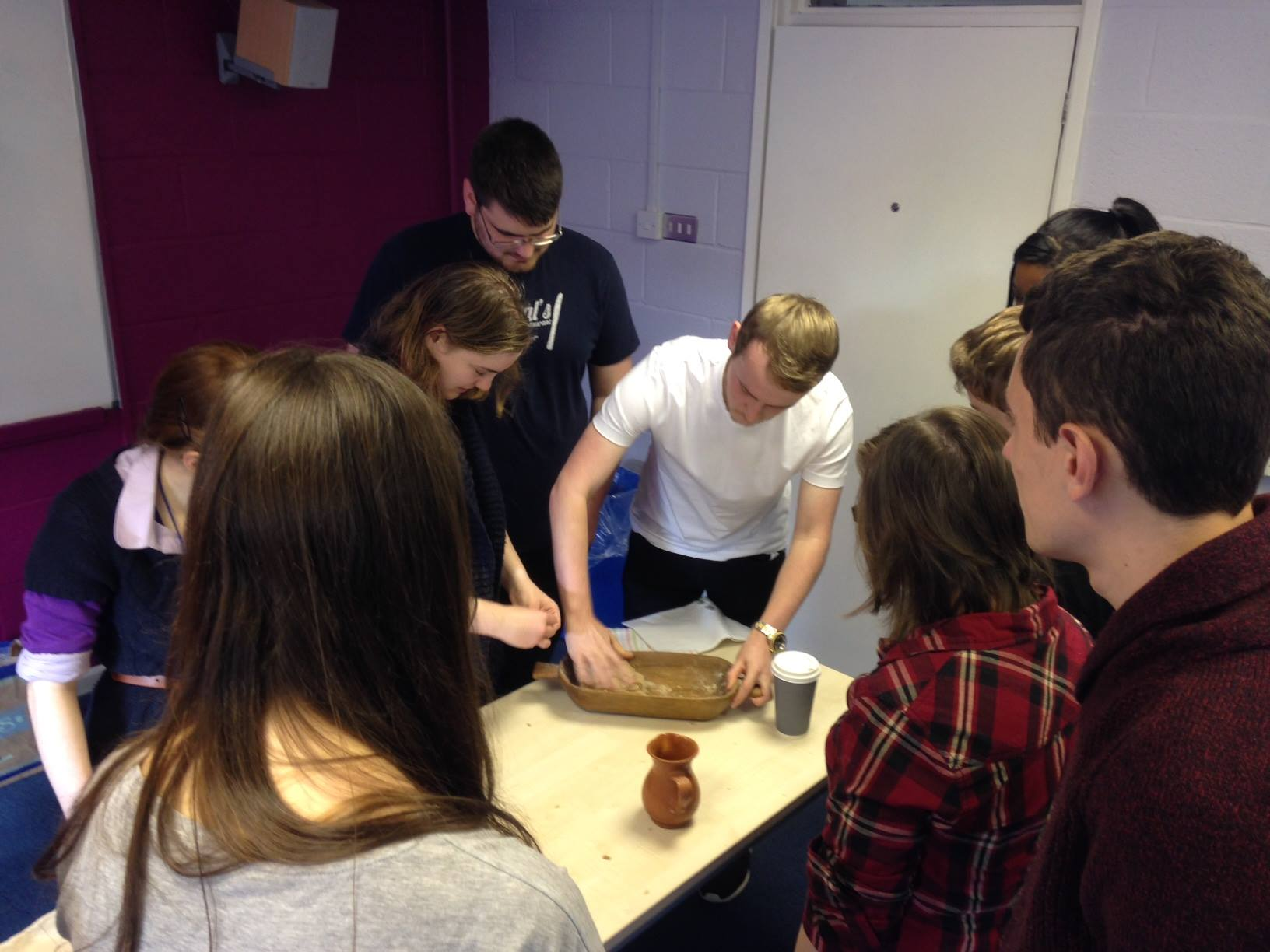 Bread making and Archaeology