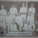 Lampeter College Cricket 2nd XI 1909